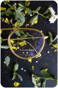 Collection lunettes Nathalie Blanc chez Vue des Remparts à Bordeaux